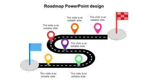 RoadmapPowerPointdesigntemplates