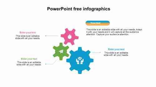 PowerPointfreeinfographicstemplates
