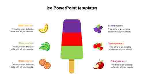 IcePowerPointtemplatesdiagram