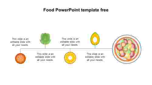 Food PowerPoint template free download