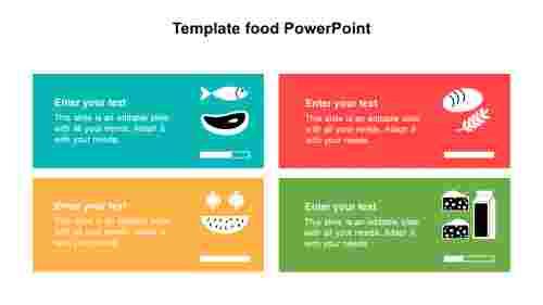 SimpleTemplatefoodPowerPoint