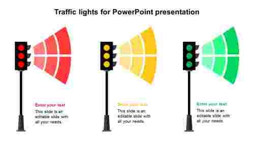 ElegantTrafficlightsforPowerPointpresentation