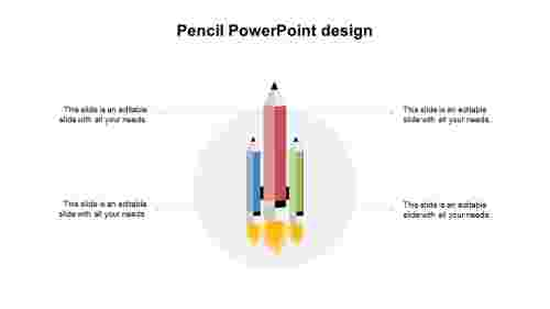 PencilPowerPointdesigntemplates
