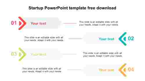 SimpleStartupPowerPointtemplatefreedownload