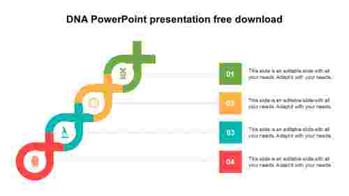 DNA PowerPoint presentation free download