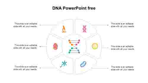 DNA PowerPoint free