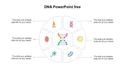 DNAPowerPointfreetemplates