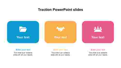 Traction PowerPoint slides