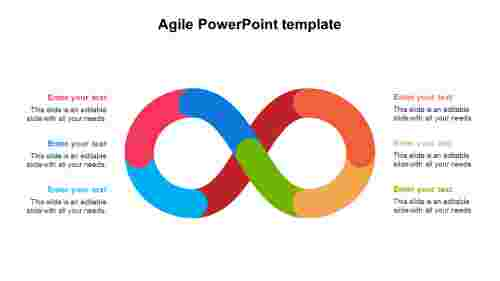 Agile PowerPoint template