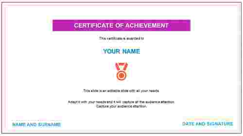 Our%20Predesigned%20Certificate%20PowerPoint%20Template%20PPT