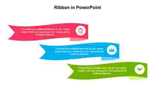 Ribbon in PowerPoint
