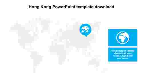 SimpleHongKongPowerPointtemplatedownload