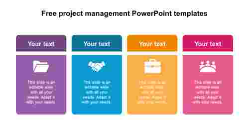 Free%20project%20management%20PowerPoint%20templates%20diagrams