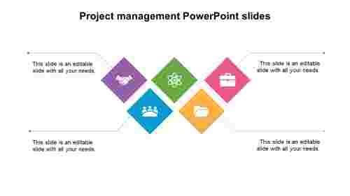 Project management PowerPoint slides