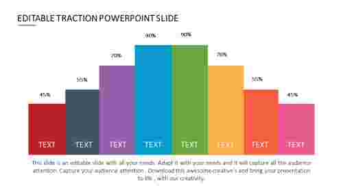 EDITABLE TRACTION POWERPOINT SLIDE