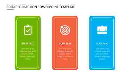 EDITABLE TRACTION POWERPOINT TEMPLATE