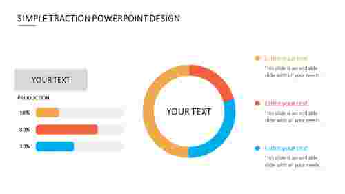 SIMPLE TRACTION POWERPOINT DESIGN