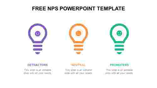 FREE%20NPS%20POWERPOINT%20TEMPLATE%20IN%20BULB%20DESIGN
