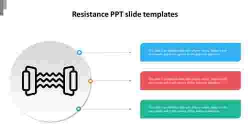 Resistance%20PPT%20slide%20templates%20in%20circular%20model