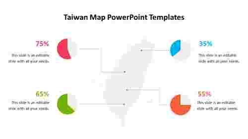 Taiwan%20Map%20PowerPoint%20Templates%20in%20Pie%20model