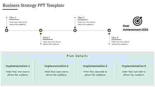 8 Business Strategy PPT Template