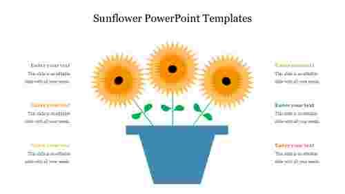 Attractive%20Sunflower%20PowerPoint%20Templates