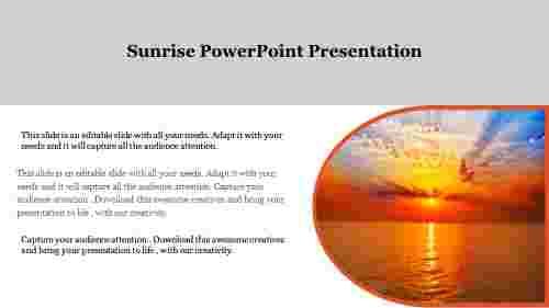 Editable%20Sunrise%20PowerPoint%20Presentation
