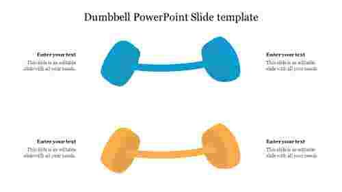 Gym%20Dumbbell%20PowerPoint%20Slide%20Template