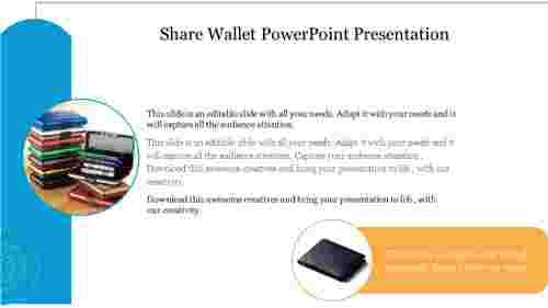 Editable%20Share%20Wallet%20PowerPoint%20Presentation%20template