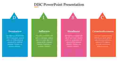 Simple%20DISC%20PowerPoint%20Presentation%20template%20diagrams