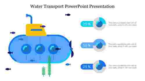 Attractive%20Water%20Transport%20PowerPoint%20Presentation