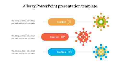 Editable%20Allergy%20PowerPoint%20presentation%20template%20designs