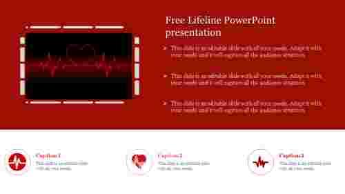 Free%20Lifeline%20PowerPoint%20presentation%20template%20designs