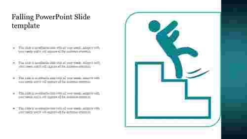 Editable%20Falling%20PowerPoint%20Slide%20template%20design