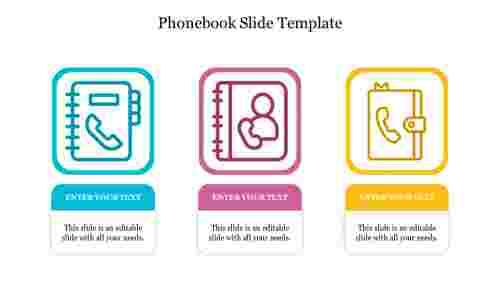 Three%20element%20Phonebook%20Slide%20Template%20designs