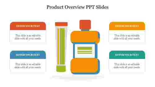 Download%20Simple%20Product%20Overview%20PPT%20Slides%20Diagram