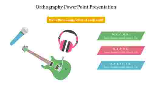 Creative%20Orthography%20PowerPoint%20Presentation%20Template