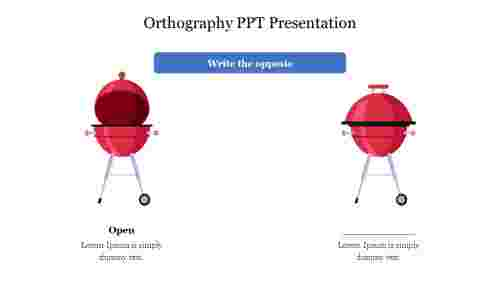 Best%20Orthography%20PPT%20Presentation%20Slide%20Template