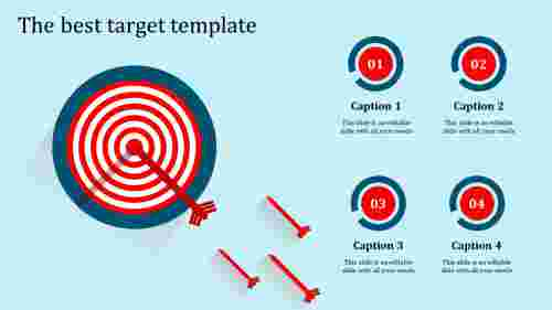 TargettemplatepowerpointDesign