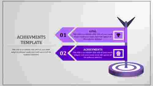 achievement powerpoint presentation-achievement Templates-2-purple