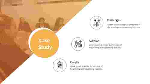 Case study PPT templates