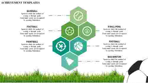 Achievement%20PPT%20templates%20with%20sports%20icons