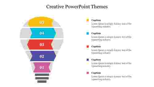 creative%20PowerPoint%20theme%20with%20black%20background
