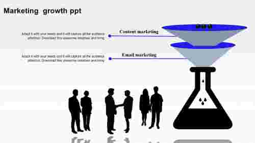 Sales funnel diagram powerpoint in filter Design