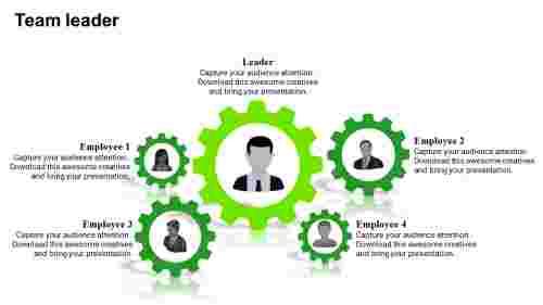 LeadershipteambuildingPowerPointtemplate