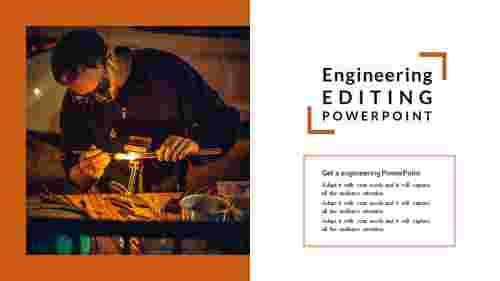 Free - Mechanical Engineering PowerPoint Template