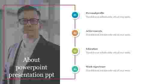 aboutpowerpointpresentationPPT-Aboutme