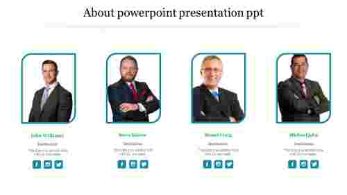 aboutpowerpointpresentationPPTforcompany