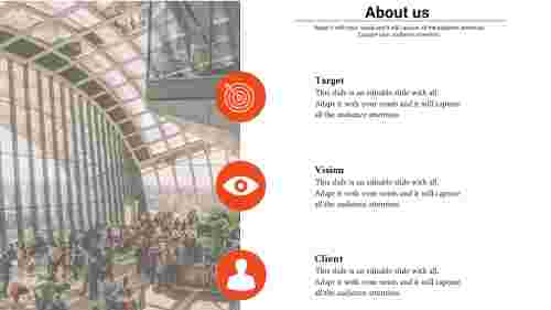 about us powerpoint template-about -us