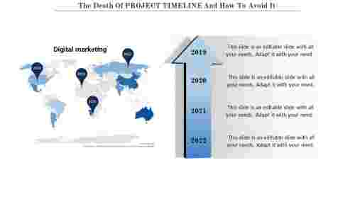 associated project plan and timeline